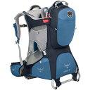 OSPREY(オスプレー) ポコAG プラス/シーサイドブルー OS50121ブルー バッグ アウトドア 背負子・キャリーカート アウトドアギア