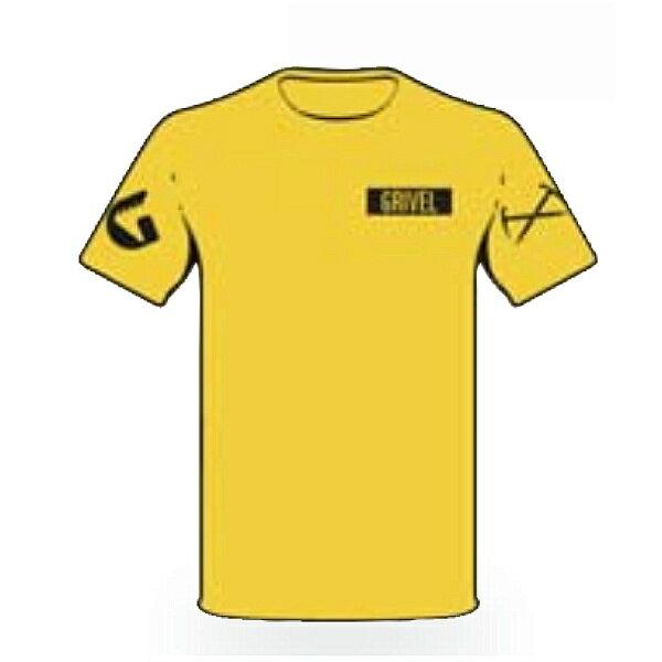 Grivel(グリベル)グリベルロゴT/YL/MGV-PCTSHIRTアウトドアウェア半袖Tシャツ男