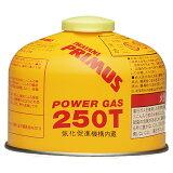 primus(プリムス) ハイパワーガス(小) IP-250T燃料 アウトドア ガス ウィンター アウトドアギア