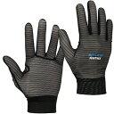finetrack(ファイントラック) UNISEXパワーメッシュインナーグローブ/BK/M FAU0201男女兼用 大人用 ブラック 手袋 ウエア アウトドア ウェアアクセサリー グローブ アウトドアウェア