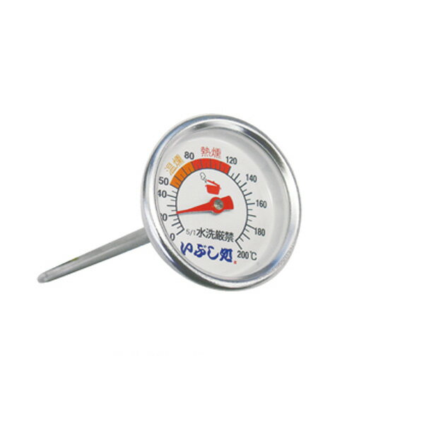 SOTO(ソト 新富士バーナー) 温度計 ST-140 ST-140-60燻製器 スモーカー クッキング用品 スモーカー用品 アウトドアギア