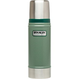 STANLEY(スタンレー) クラシック真空ボトル 0.47L/グリーン 01228-032ボトル 水筒 アウトドア 保温・保冷ボトル アウトドアギア