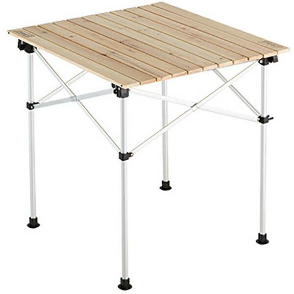 Coleman(コールマン) ナチュラルウッドロールテーブル/65 2000023502テーブル レジャーシート ロールテーブル アウトドアギア