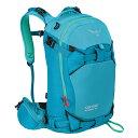 OSPREY(オスプレー) クレスタ 30/パウダーブルー/XS/S OS52105女性用 ブルー リュック バックパック バッグ トレッキングパック トレッキング30 アウトドアギア