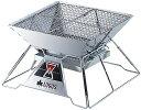 OUTDOOR LOGOS(ロゴス) 焚火ピラミッドグリルEVO-M (新収納タイプ) 81064104焚き火台 クッキング用品 バーべキュー 焚火ストーブ 焚火ストーブ アウトドアギア