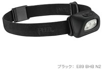 【送料無料】PETZL(ペツル)タクティカ+RGB/BlackE89BHBN2
