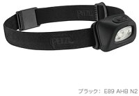 【送料無料】PETZL(ペツル)タクティカ+/BlackE89AHBN2