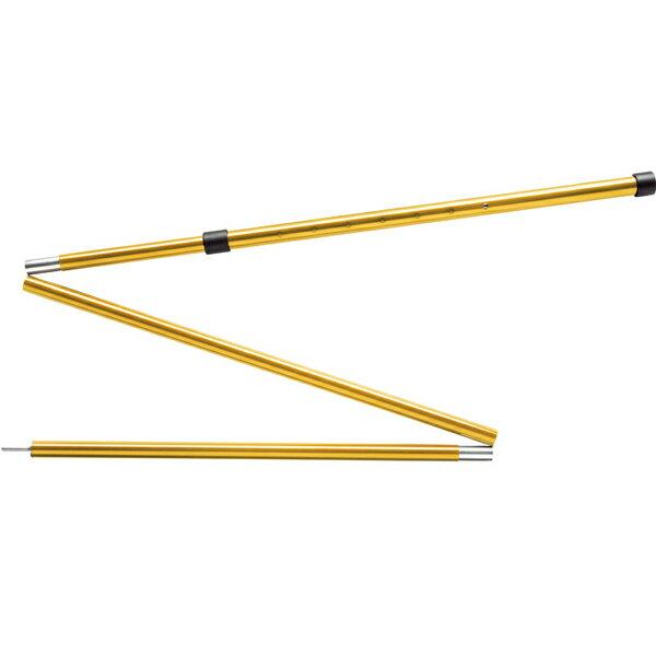 EVERNEW(エバニュー)RTタープポール250/ゴールド(420)EBH802アウトドアギアター