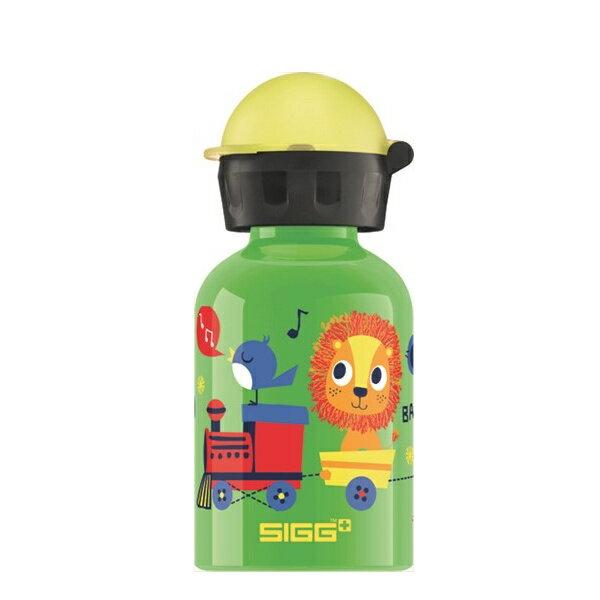 SIGG(シグ)NEWキッズ03Lジャングルトレイン60167マグボトル水筒水筒アルミボトルアウトド