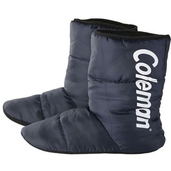 Coleman(コールマン) アウトドアスリッパ ネイビー/L 2000031091ネイビー 靴下 メンズウェア ウェア ウェアアクセサリー テントシューズ アウトドアウェア