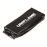 ★エントリーでポイント10倍!UNIFLAME(ユニフレーム) スモーカー収納ケース 600 ブラック 665947ブラック 燻製器 スモーカー クッキング用品 スモーカー用品 アウトドアギアの画像