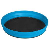 SEA TO SUMMIT(シートゥーサミット) X-プレート/ブルー ST84043ブルー 皿 キャンプ用食器 アウトドア テーブルウェア テーブルウェア(プレート) アウトドアギアの画像