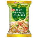 AMANO(アマノフーズ) 三ツ星キッチン 枝豆とサーモンのクリームパスタ DF-0402非常食 防...
