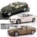 BMW 6シリーズ グラン・クーペ(F06)1/18サイズ ミニカー ミニチュアカー