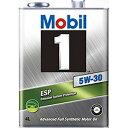 モービル モービル1 ESP フォーミュラ 5W-30 SN C2,C3 DL-1 化学合成油 20L 【送料無料】【代引不可】【時間指定不可】【smtb-F】