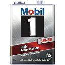 モービル モービル1 5W-50 SN A3/B3,A3/B4 化学合成油 4L×6 【送料無料】【代引不可】【時間指定不可】