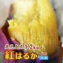※蜜いも 送料無料 【紅はるか1番人気!】 訳あり 1.2kg 紅はるか 冷凍焼き芋【鹿児島産紅はる