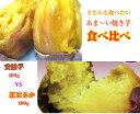 ※送料無料 食べ比べ 冷凍焼き芋【紅はるか 安納芋】安納 焼き芋 電子レンジ 蜜芋 冷凍 簡単 おい