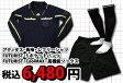 【大逆転価格】 アディダス レフリーウェア(長袖) + 5ポケットパンツ + CoolMaxストッキング adidas製