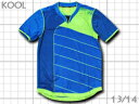 2013 クールスポーツ ベルマーレ ベース 青 フットサル サッカーユニフォーム