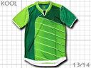 2013 クールスポーツ ベルマーレ ベース 緑 フットサル サッカーユニフォーム