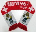 EURO1996 スイス代表 応援タオルマフラー 超レトロ!