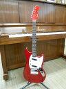 中古 Fender JAPAN(フェンダージャパン) エレキギター MUSTANG(ムスタング) MG66/MH CAR(キャンディ・アップル・レッド) 中古..
