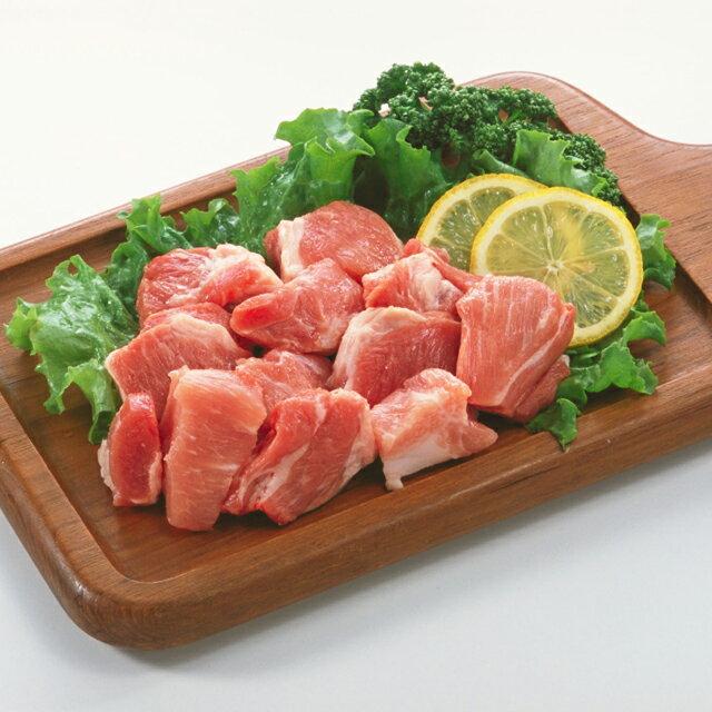 【肉の日限定】豚角切り 300g(冷蔵)