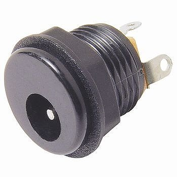 マル信無線電機 取付DCジャック 2.1mm MJ-10