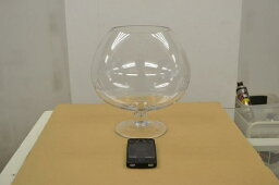 特大ブランデーグラス M 5.8L <strong>ゆうたろう</strong>風 直径140×高さ240mm パーティー 宴会 サプライズ 花瓶 ワイングラス シャンパングラス ジャンボグラス 出世サワーにも