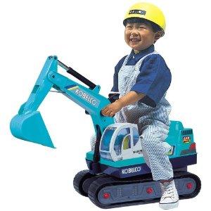 送料無料足こぎ乗用玩具コベルコシャベルこの商品はラッピング非対応です