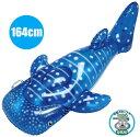 【送料無料】 フロート ジンベエザメフロート FRR-144V 164×104cm ウキワ ジンベイザメ