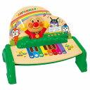 【送料無料】 アンパンマン 木のやさしいスマートタッチピアノ