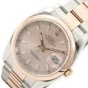 ロレックス ROLEX デイトジャスト 116201 ピンク 自動巻き メンズ 腕時計