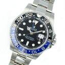 ロレックス ROLEX GMTマスター2 116710BLNR 自動巻き メンズ 腕時計【中古】