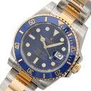 ロレックス ROLEX サブマリーナ 116613LB ブルー 自動巻き メンズ 腕時計【中古】