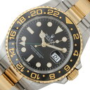 ロレックス ROLEX GMTマスター2 116713LN ブラック 自動巻き メンズ 腕時計【中古】