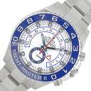 ロレックス ROLEX ヨットマスター2 116680 自動巻き メンズ 腕時計【中古】