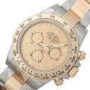 ロレックス ROLEX デイトナ 116503 シャンパン 自動巻き メンズ 腕時計【中古】