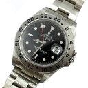 ロレックス ROLEX エクスプローラー2 16570 ブラック 自動巻き メンズ 腕時計【中古】