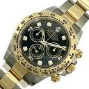 ロレックス ROLEX コスモグラフ デイトナ ランダムシリアル 116503G ブラック 自動巻き メンズ 腕時計【中古】