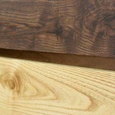 【楽天ス-パ-セール】チェスト幅100cm3段北欧完成品木製桐ローチェスト洋ダンスリビング収納収納ダークブラウンスライドレールおしゃれモダン【FACE/フェイス】【国産】05P05Sep15