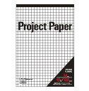 オキナ[PPA40S]A4プロジェクト 10ミリ方眼[事務用品][ノート・手書き伝票][プロジェクトペーパー]
