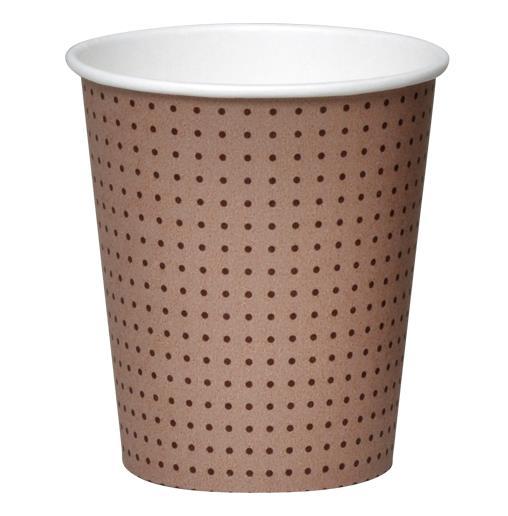サンナップ[C20100PPT]ポイントパターンカップ205ml100個[生活用品・家電][食器・台