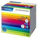 三菱化学メディア CD-R <700MB> SR80SP20V1 20枚