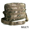 アメリカ軍 2WAYショルダーバッグ/鞄【モール/A4対応】...