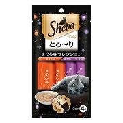 (まとめ) SMT10シーバメルティまぐろ味12g×4P 【猫用フード】【ペット用品】 【×48セット】