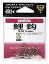がまかつ バラ 鯉鈎(茶) 14