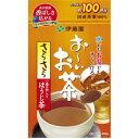 伊藤園 おーいお茶 お-いお茶さらさらほうじ茶 80g【単品】
