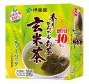 伊藤園 香りひろがる玄米茶 ティーバック(40袋入)